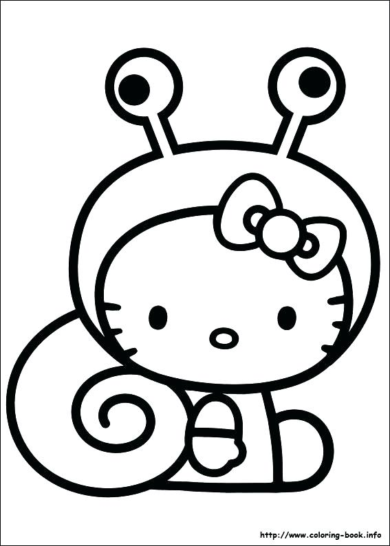 567x794 Hello Kitty Coloring Pages Print Able Free Printable Hello Kitty
