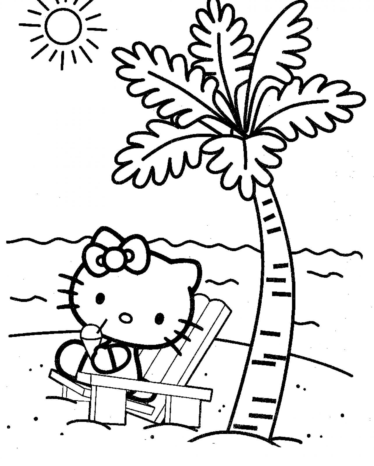 1285x1600 Top Free Printable Hello Kitty Coloring Pages Online Hello