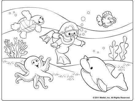 440x330 Coloring Pages Hello Kitty Desember Hello Kitty Summer