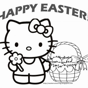 300x300 Coloring Pages Hello Kitty Summer New Hello Kitty Coloring Pages