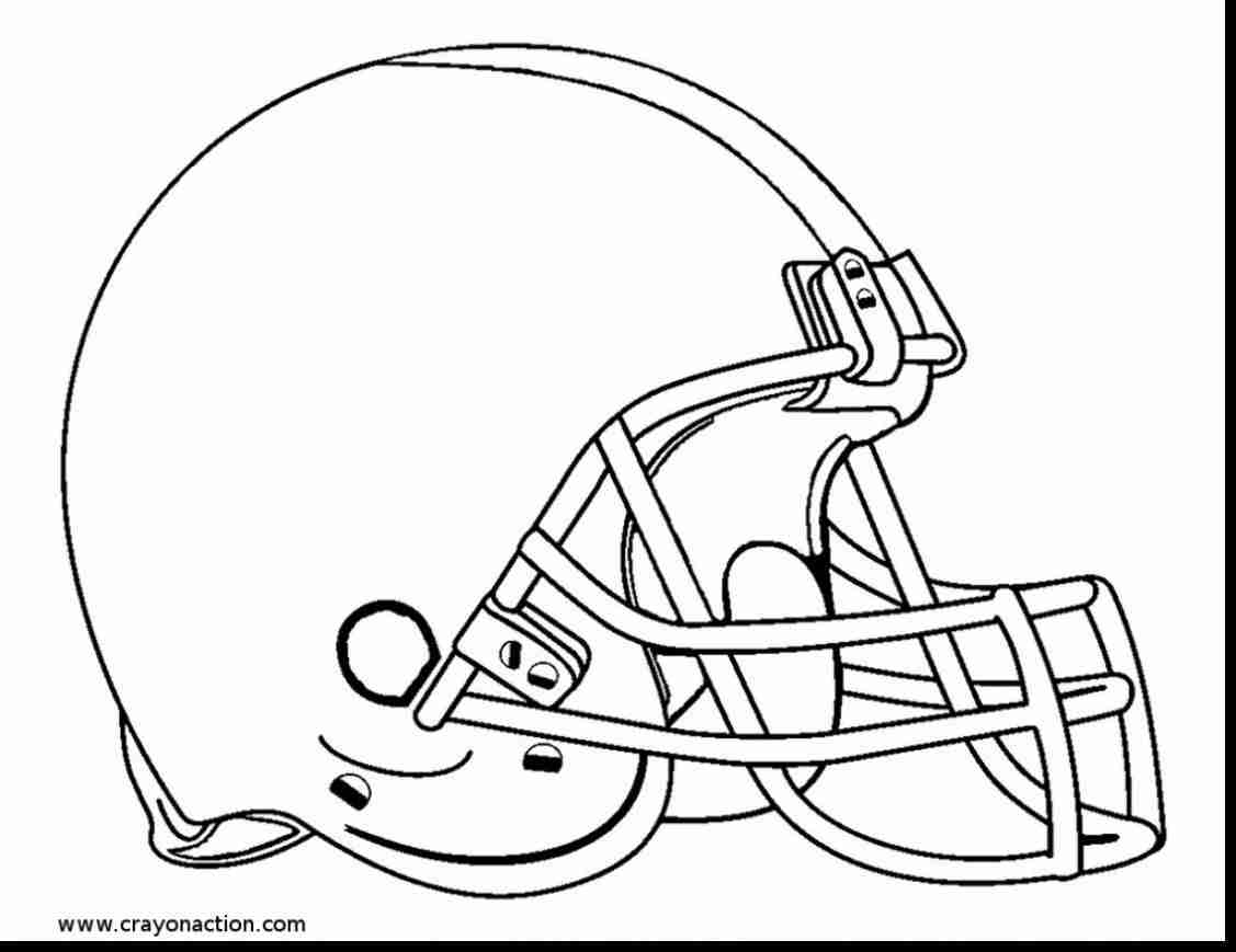 1127x869 Football Helmet Coloring Page
