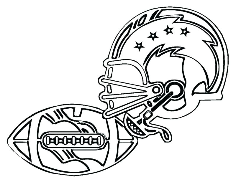 800x618 Nfl Football Coloring Pages Teams Coloring Pages Helmet Coloring