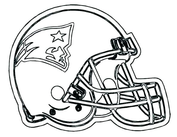 595x460 Buffalo Bills Helmet Coloring Page Pages Drawings Bill