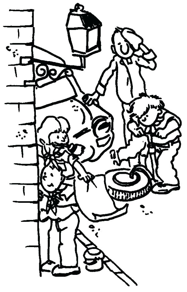 600x936 Helping Others Coloring Pages Of People Helping Others Coloring