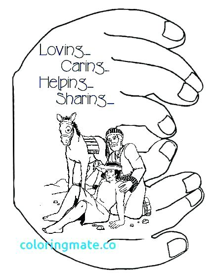 425x551 Helping Others Coloring Pages
