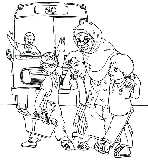 504x543 Helping Others Coloring Pages Coloring Page And Crafts Jesus