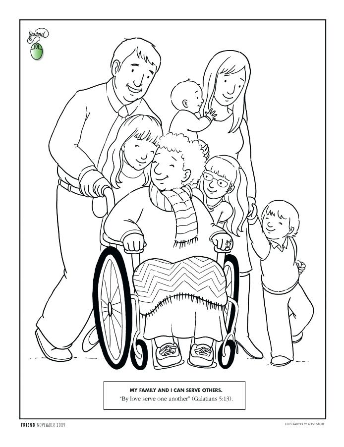 694x902 Helping Others Coloring Pages Coloring Pages Helping Hands