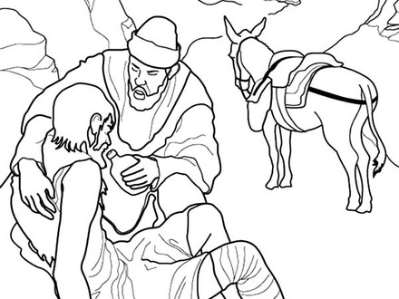 440x330 Helping Others Making Cookies Coloring Pages Coloring Sky, Helping