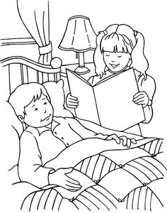 236x300 Coloring Pages Of Kids Helping Others Coloring