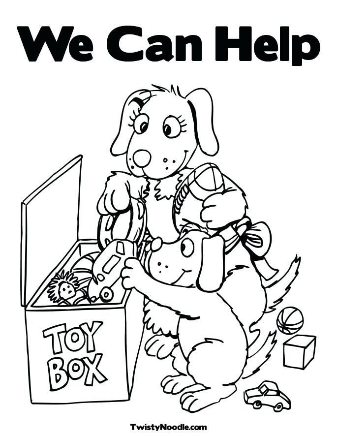 685x886 Helping Coloring Page Helping Others Coloring Pages Kids Helping