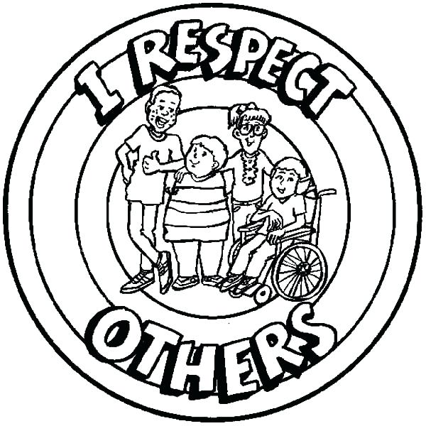 600x600 Helping Others Coloring Pages Helping Others Give Warm Clothes