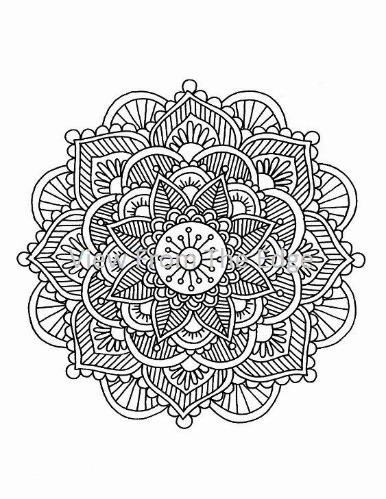Henna Coloring Pages at GetDrawings.com | Free for personal ...