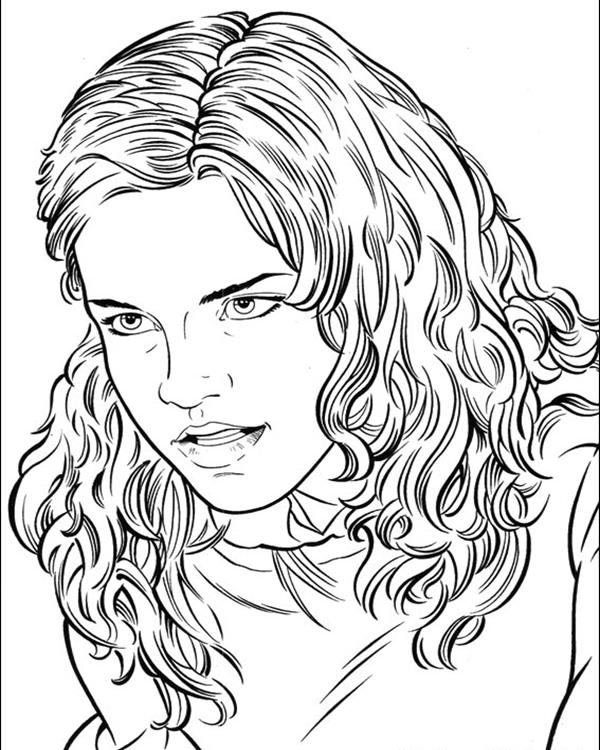 This is a graphic of Harry Potter Coloring Pages Printable in hedwig