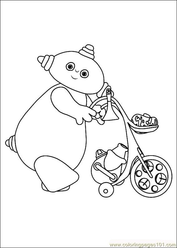 Hey Duggee Coloring Pages at GetDrawings | Free download