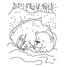 230x230 Top Free Printable Winter Coloring Pages Online