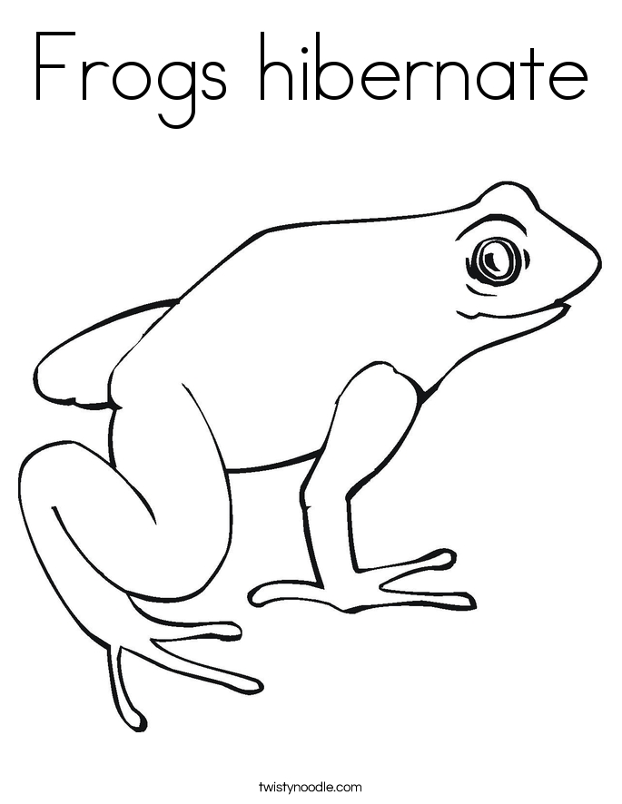 685x886 Free Coloring Pages Hibernating Animals Free Coloring Pages
