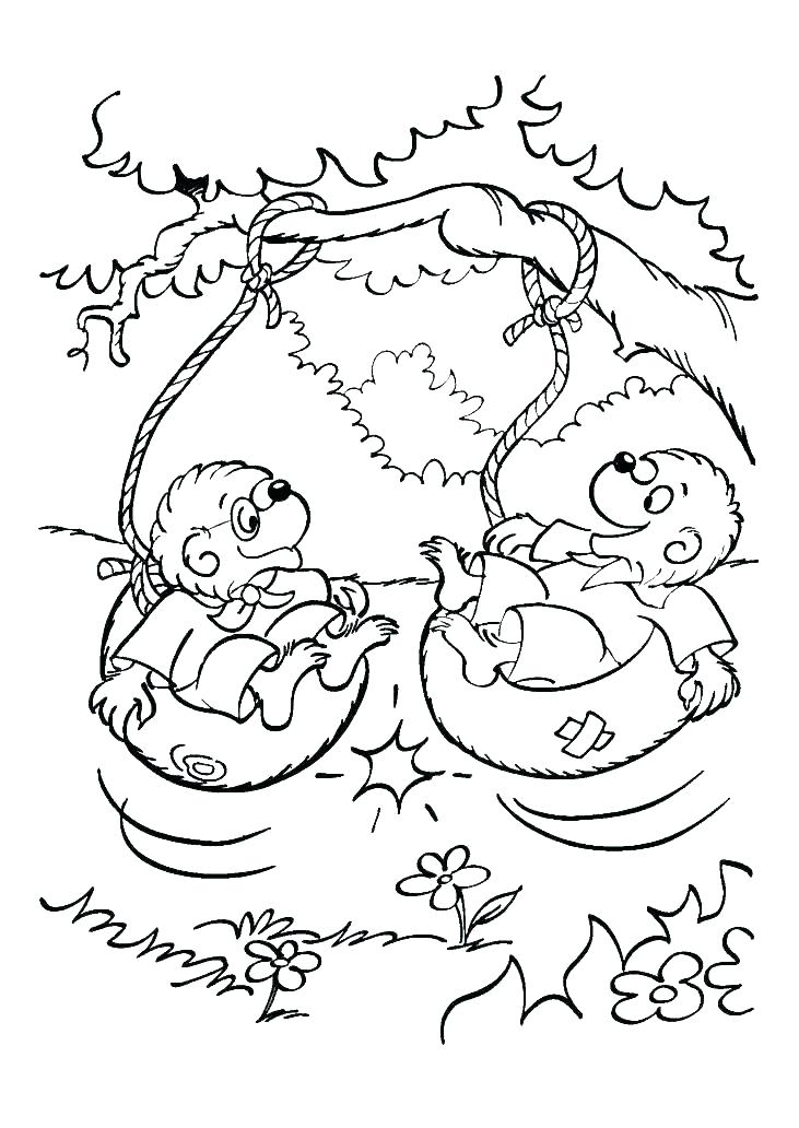 Hibernation Coloring Pages At Getdrawings Com Free For