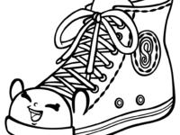 200x150 High Heel Shopkins Coloring Page Printable
