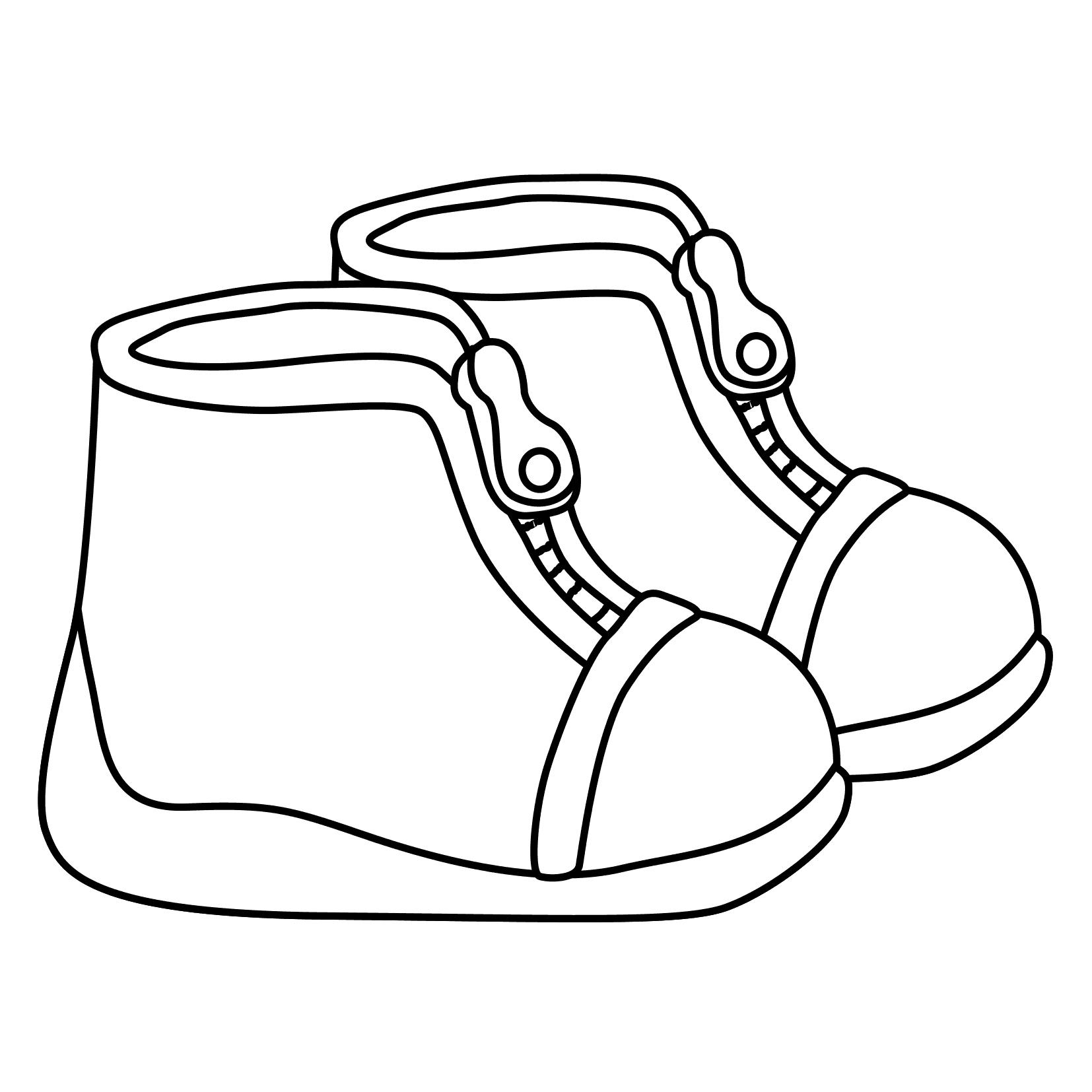 1654x1654 Shoe Coloring Page Unique Free Coloring Pages Of Shoes Logo