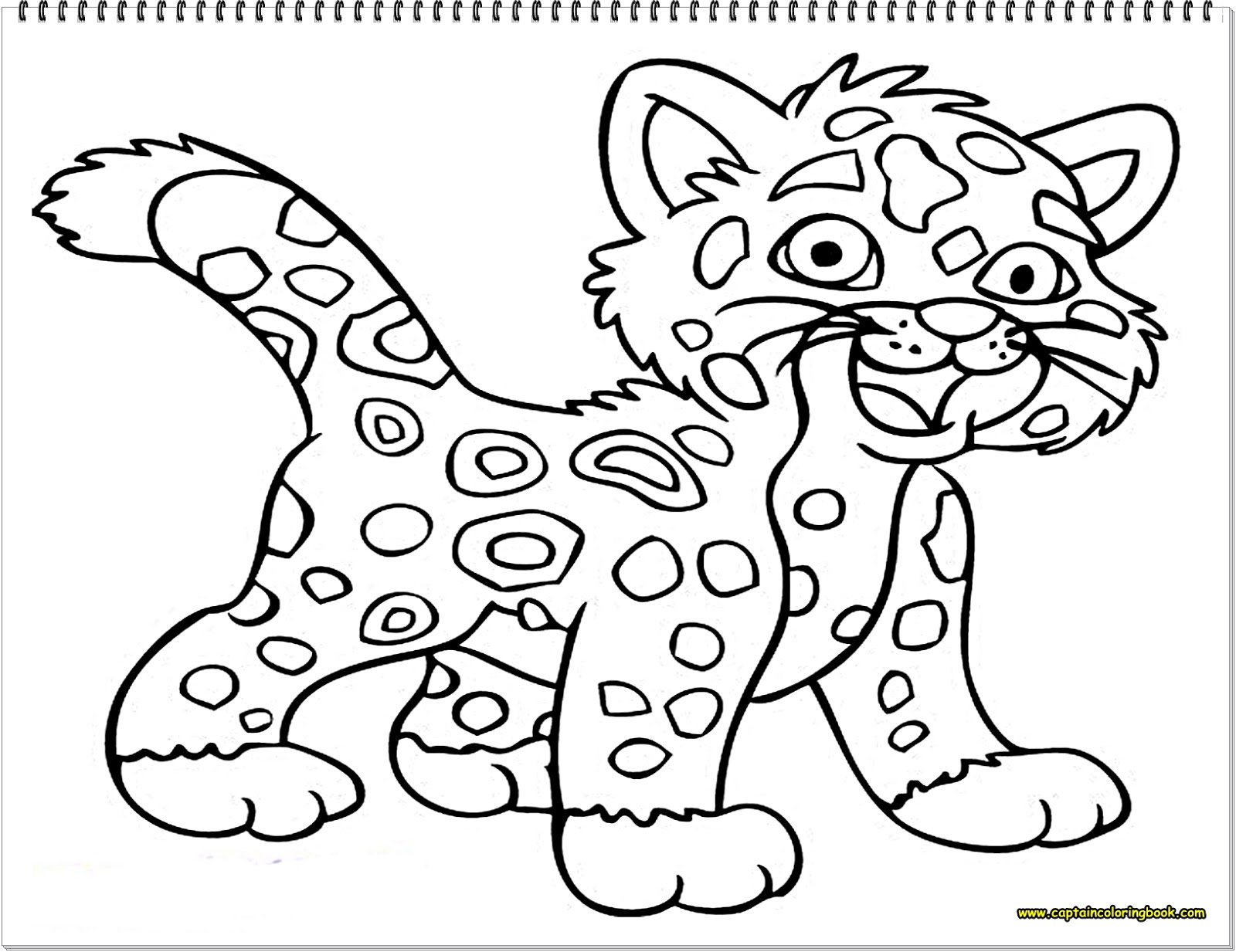 1600x1233 Animal Coloring Pages High Quality Coloring Pages