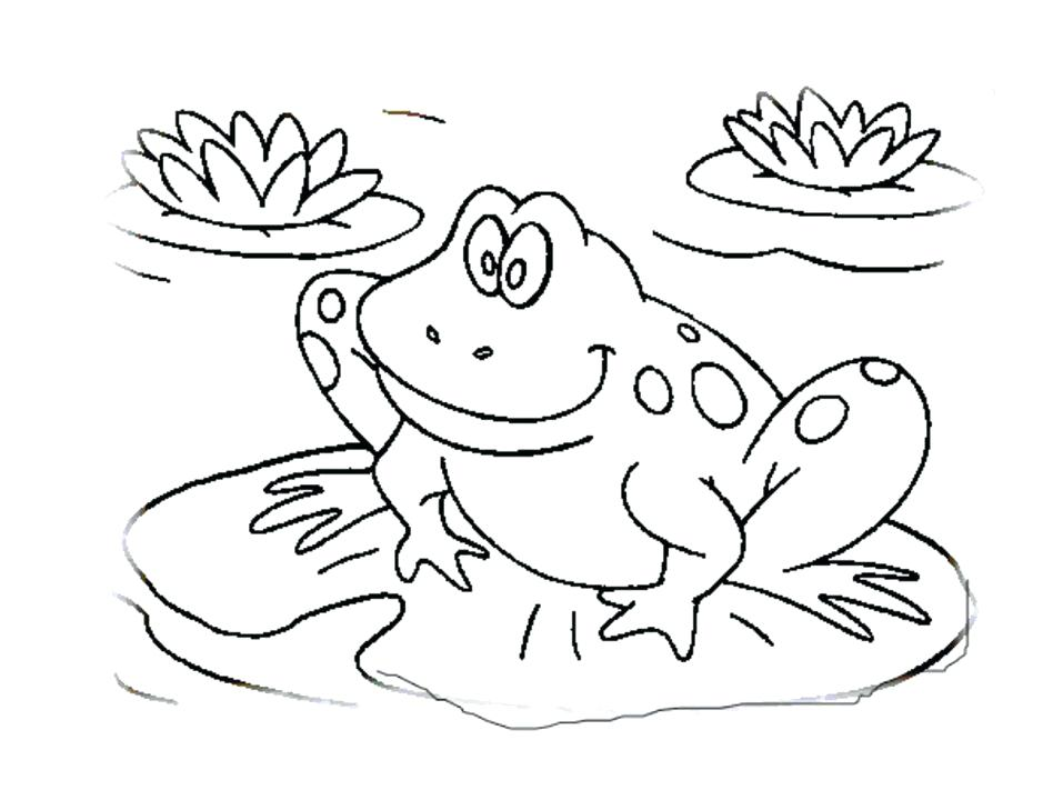 948x711 Frogs Coloring Pages Large Size Of Frogs Coloring Pages