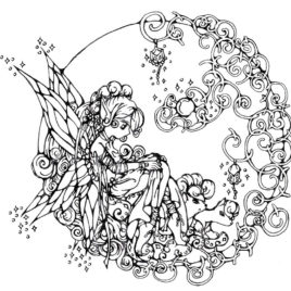 268x268 High Quality Coloring Pages For Adults Archives
