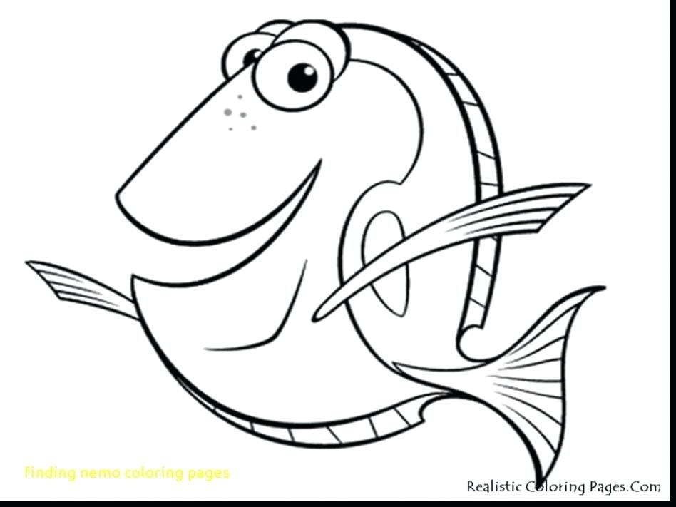 948x711 Finding Nemo Coloring Page Large Size Of Finding Coloring Pages