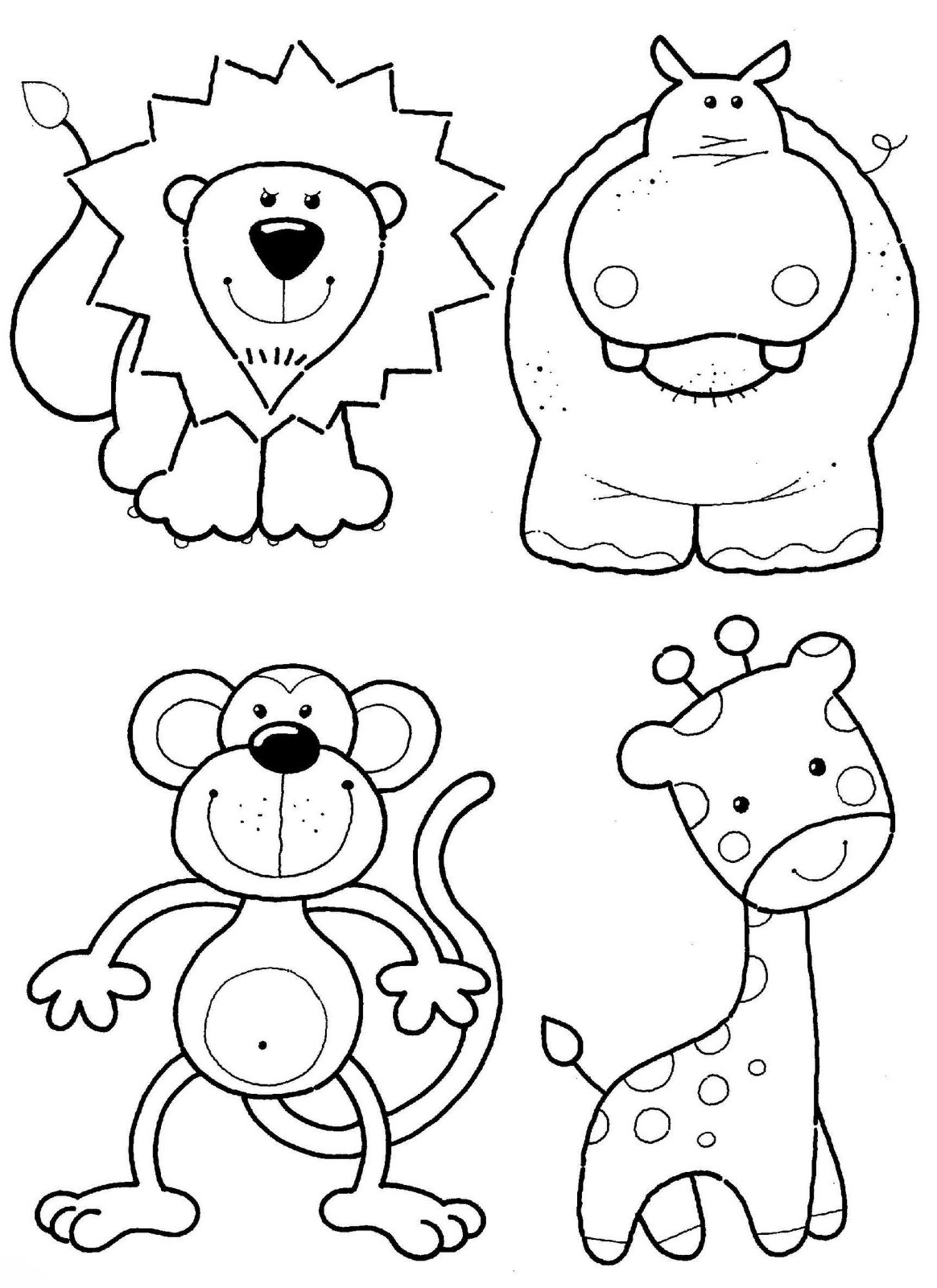 1455x2000 High Resolution Coloring Book Images Download