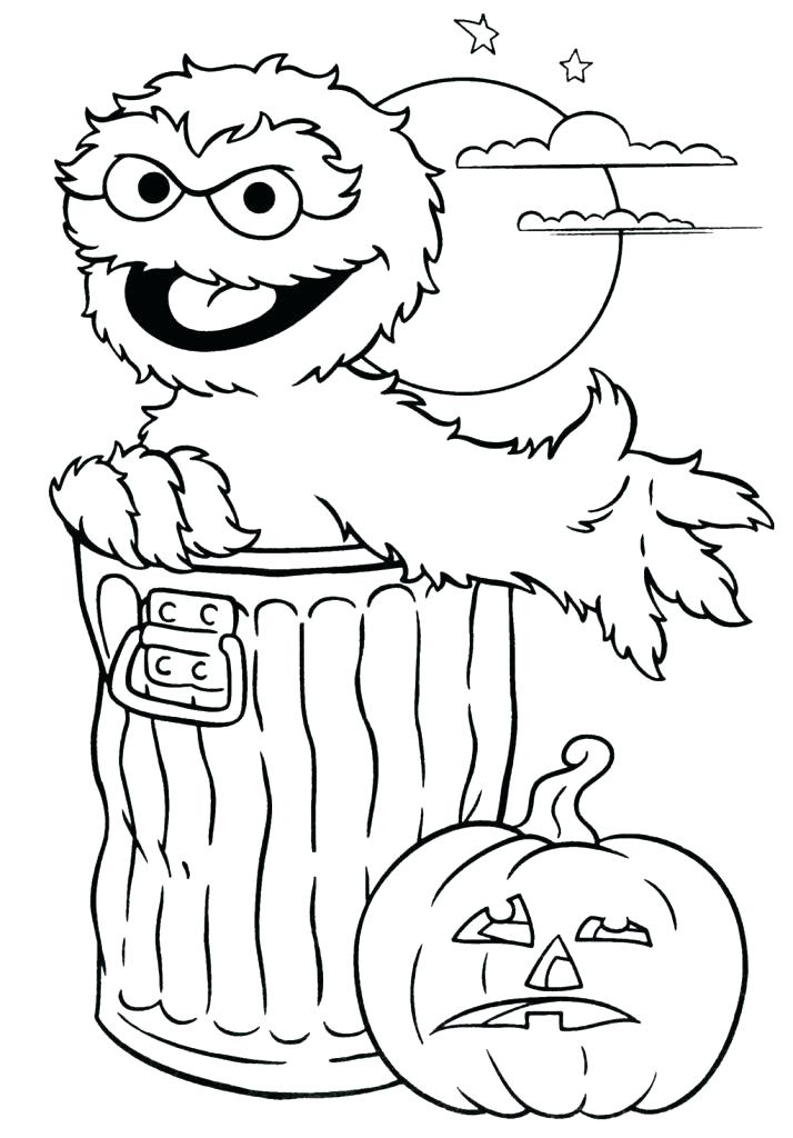 714x1024 Sesame Street Characters Coloring Pages Sesame Street Coloring