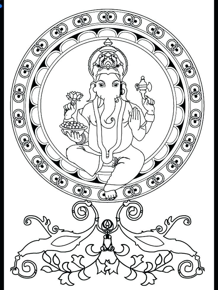 736x981 Hindu Coloring Pages Coloring Pages Coloring Pages Lotus Temple