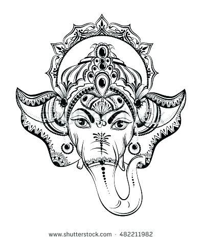 395x470 Hindu God Coloring Pages Related Post Hindu God Coloring Sheets