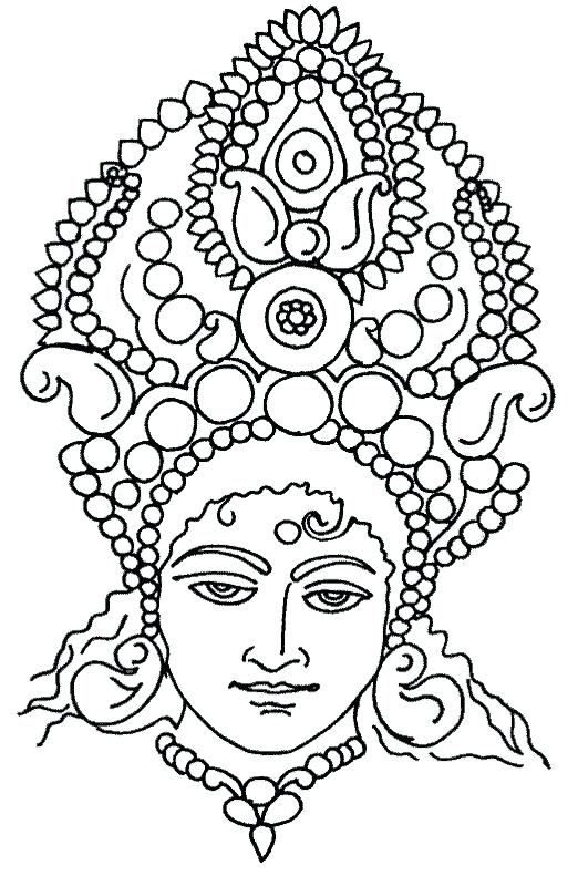 522x800 Hindu Coloring Pages Hindu Coloring Pages God More Coloring Pages