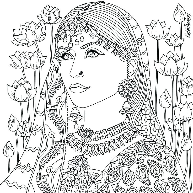 736x736 Cool Hindu Coloring Pages Coloring Book Plus Color Page Coloring