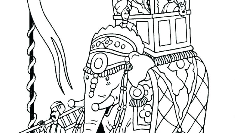 Hindu Gods Coloring Pages