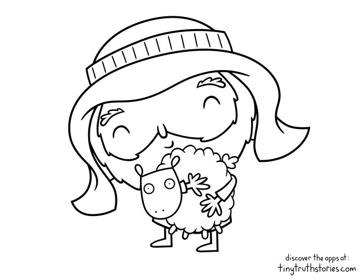 Hip Coloring Pages