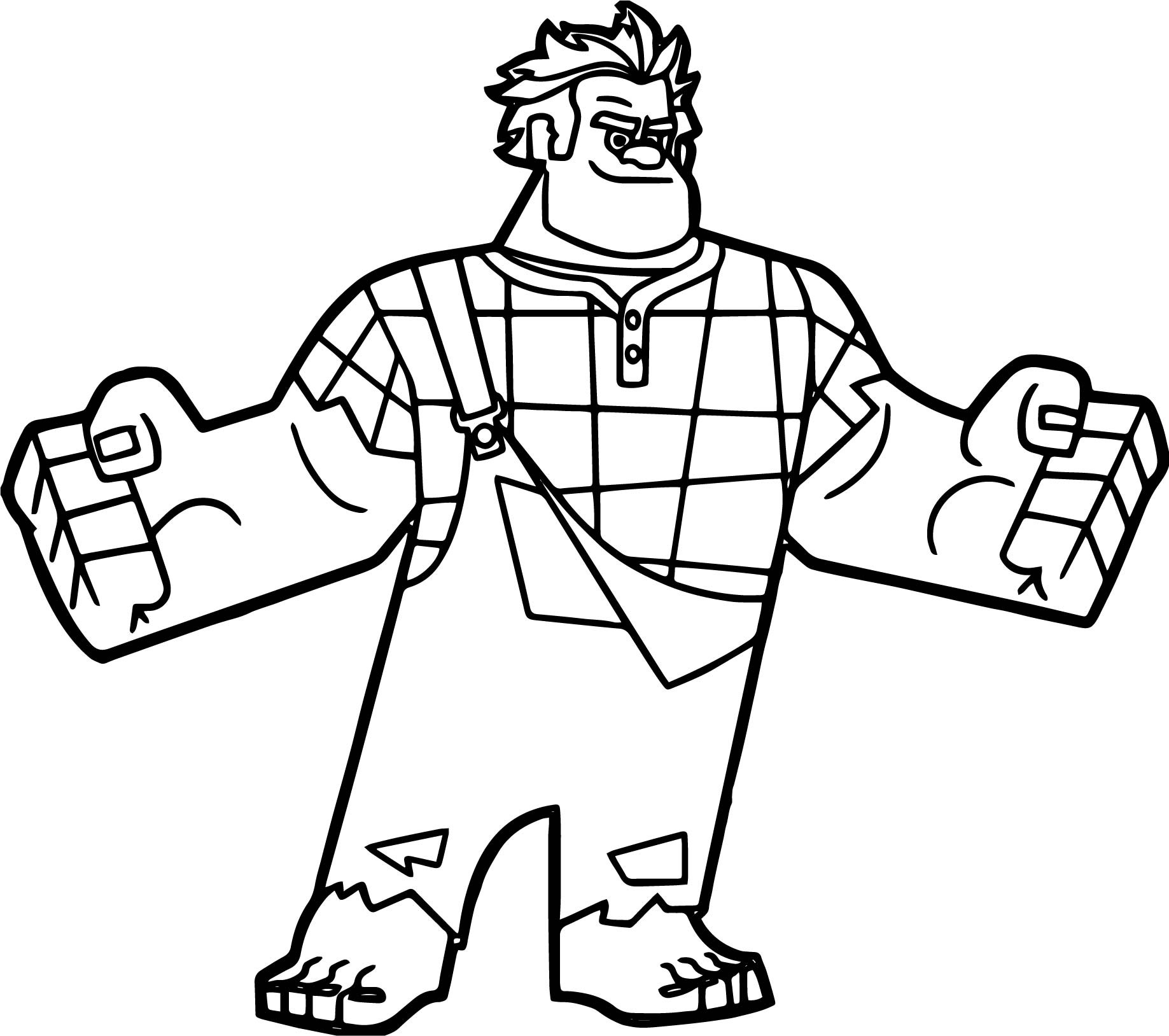1837x1628 Ralph And Vanellope Coloring Pages For Kids Best Of Vanellope Is