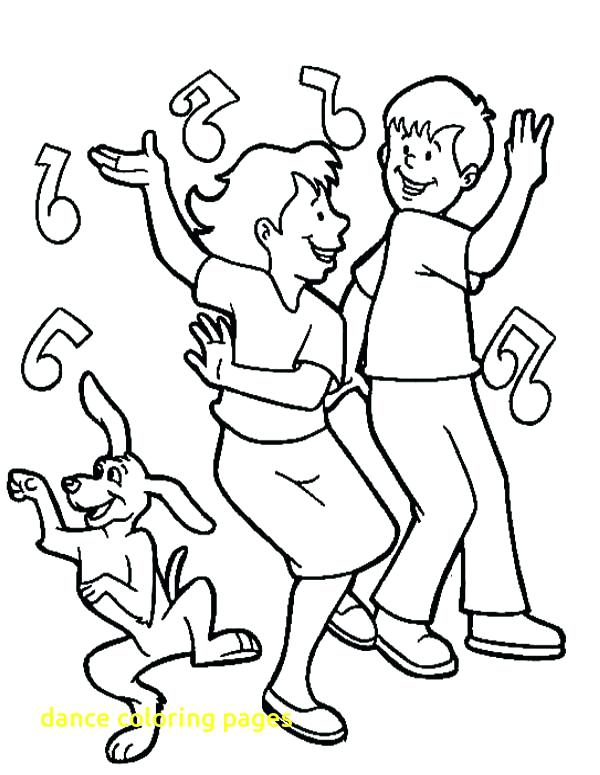 600x775 Dance Coloring Pictures Dance Coloring Pages With Dance Coloring