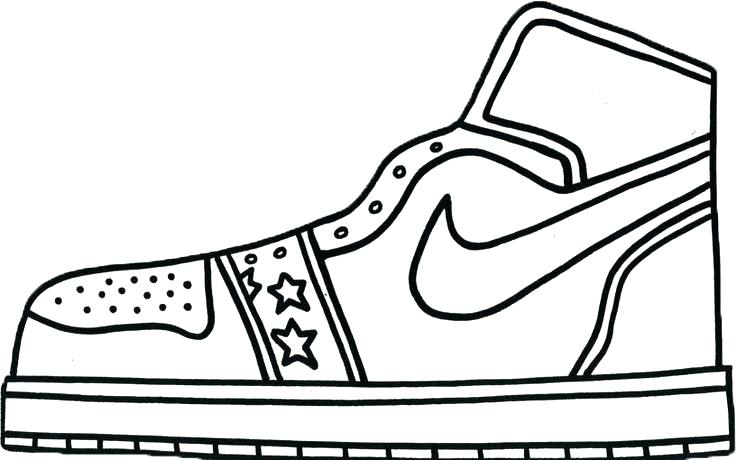 736x460 Coloring Pages Of Dance Shoes