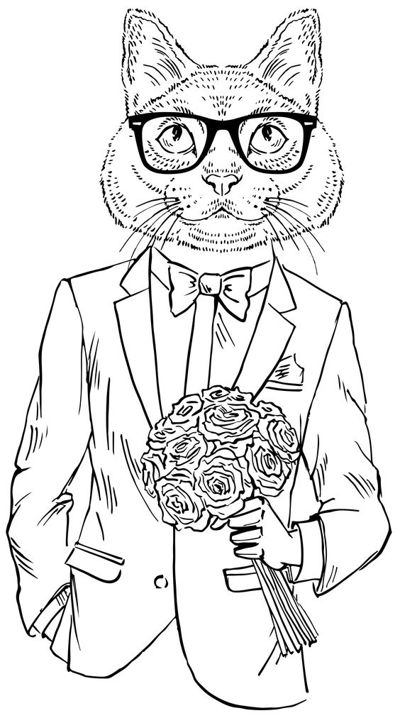 The Best Free Hipster Coloring Page Images Download From 50 Free
