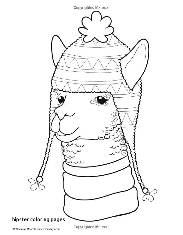 Hipster Coloring Pages At Getdrawings Com Free For Personal Use