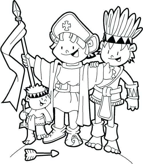 500x572 Hispanic Heritage Month Coloring Pages Heritage Month Coloring