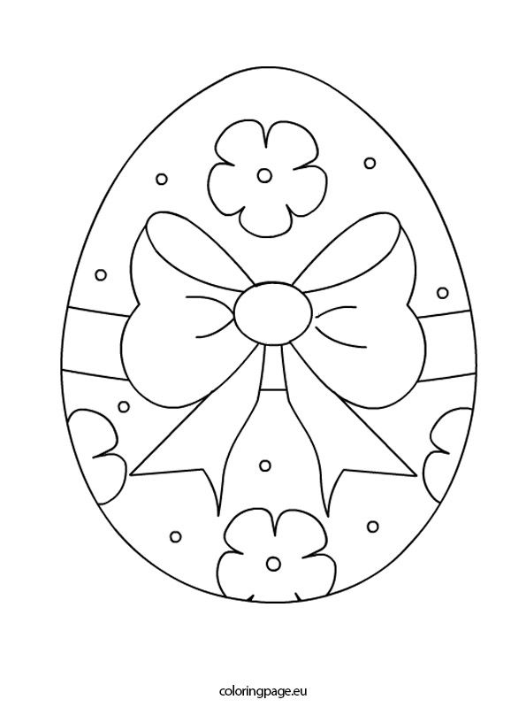 595x808 Bunny And Egg Coloring Pages Unique Best Easter Printables