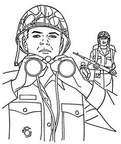 236x281 Veterans Day Coloring Pages For Kids Veterans Day Coloring Pages