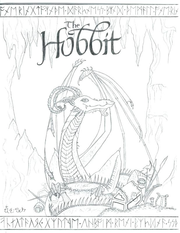 618x798 Hobbit Coloring Pages The Hobbit Coloring Pages Packed With Get