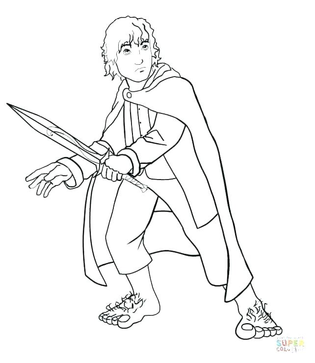 642x740 Lego Hobbit Coloring Pages Coloring Pages Great Coloring Pages
