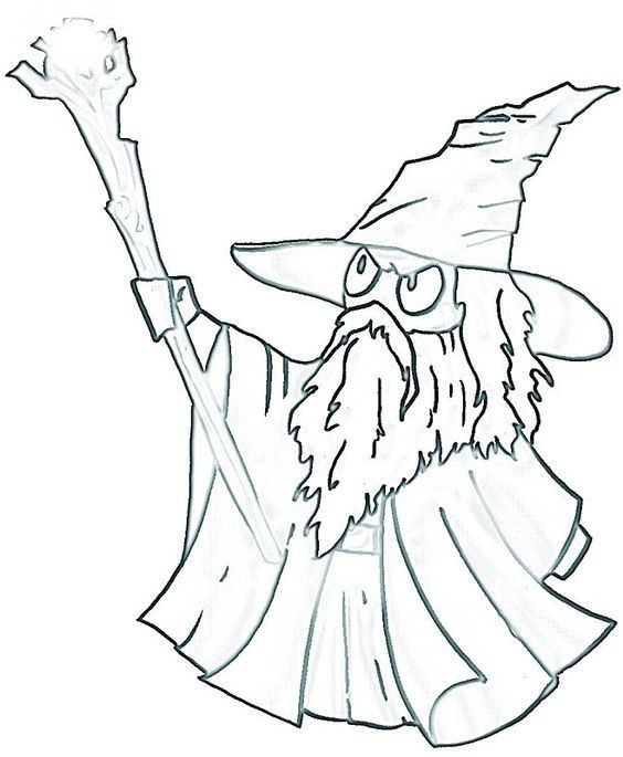 564x685 Lovely Hobbit Coloring Pages Best Printable Images