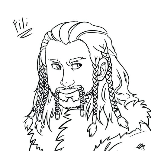 500x500 Coloring Pages Hobbit Coloring Pages Trolls Movie The Hobbit