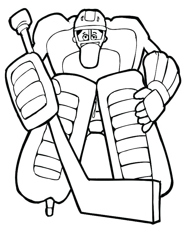 660x794 Hockey Net Drawing At Free For Personal Use Hockey Awesome Hockey
