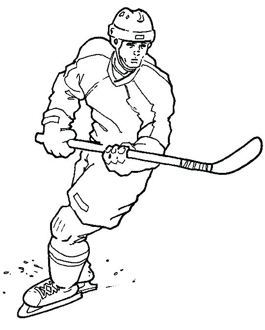 540x672 Hockey Coloring Pages Pdf Hockey Snoopy Coloring Pages Hockey