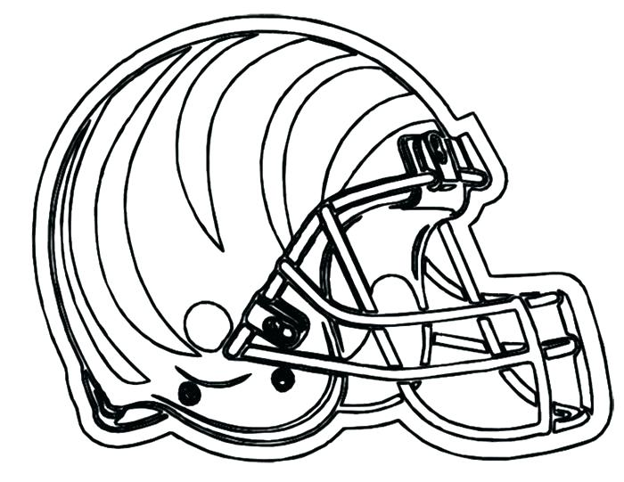 700x541 Helmet Coloring Page Coloring Pages Football Helmet Coloring Page